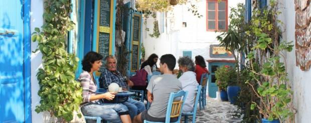 Besøg Chora på Amorgos