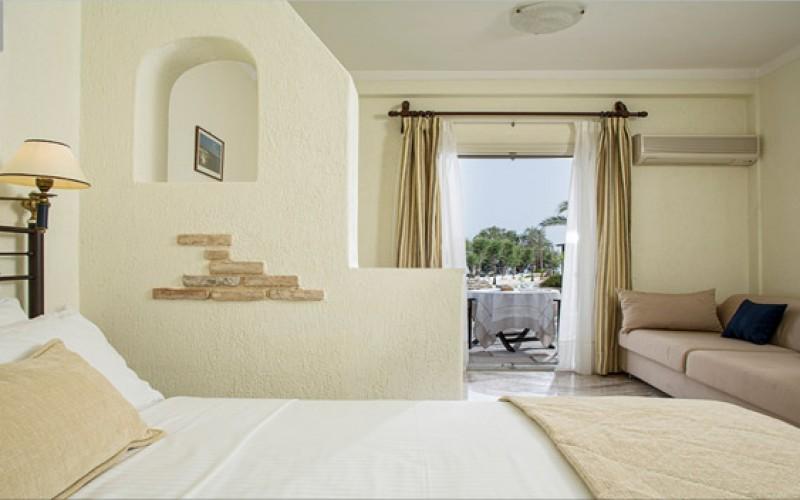 Lejlighed Hotel Contaratos på Paros