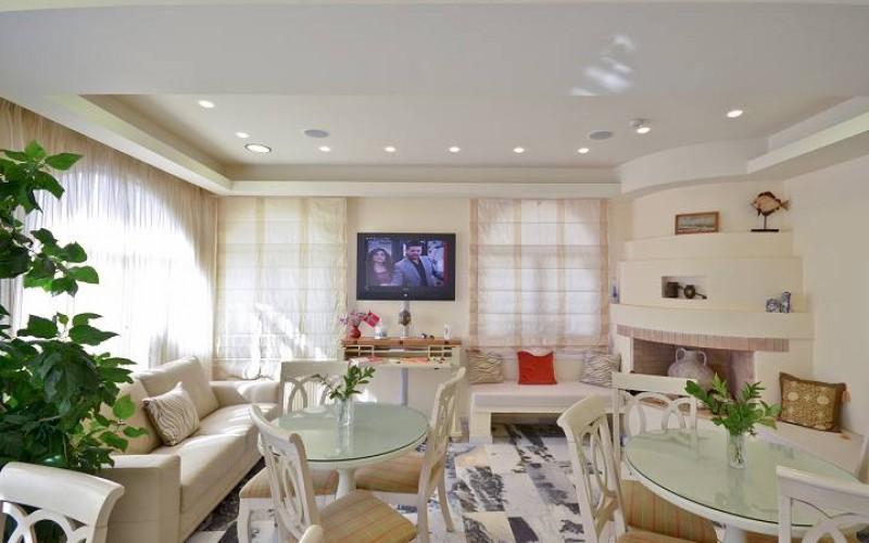 Lounge, hotel Kymata, Naxos