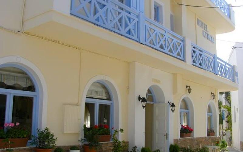 Hotel Kymata, Naxos