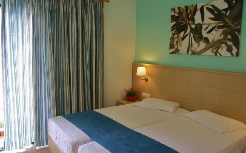 Værelse hotel Sunshine, Santorini