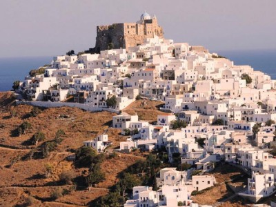 Astypalea med Hellas Holidays