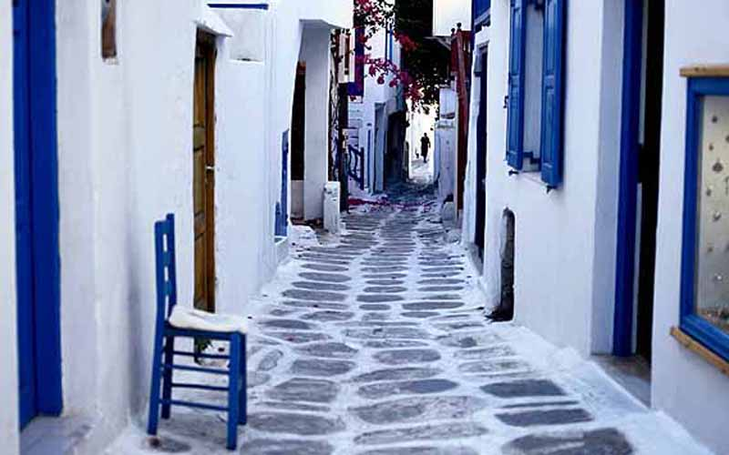 Besøg Tinos i det græske øhav