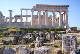 Kultur på Aegina i de Saroniske Øer