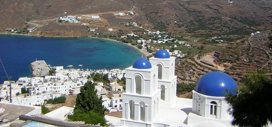 Tag til Amorgos med Hellas Holidays