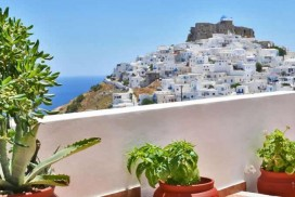Ferie på Astypalea med Hellas Holidays