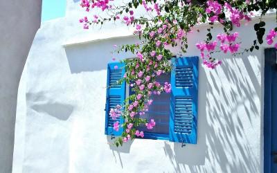 Det Lilla hus på Sifnos