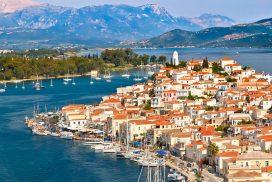 Rejser til Poros Saroniske øer