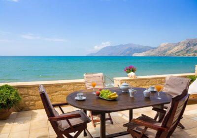 Villaer ved havet
